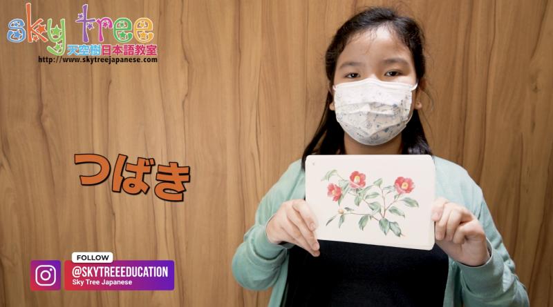 天空樹日本語教室 – Bernice 教你日本常見植物名稱 – 2021-Jul-6
